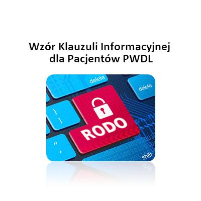 Wzór Klauzuli Informacyjnej PWDL
