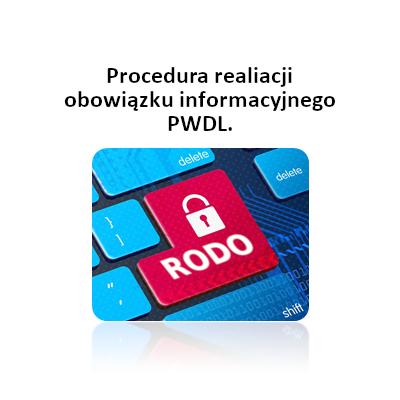 Klauzula Informacyjna PWDL