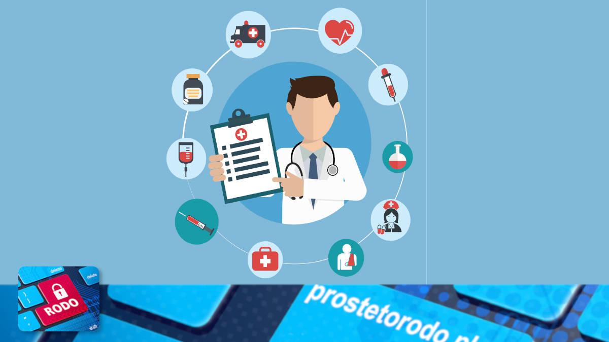 Ewidencja udostępnionej dokumentacji medycznej