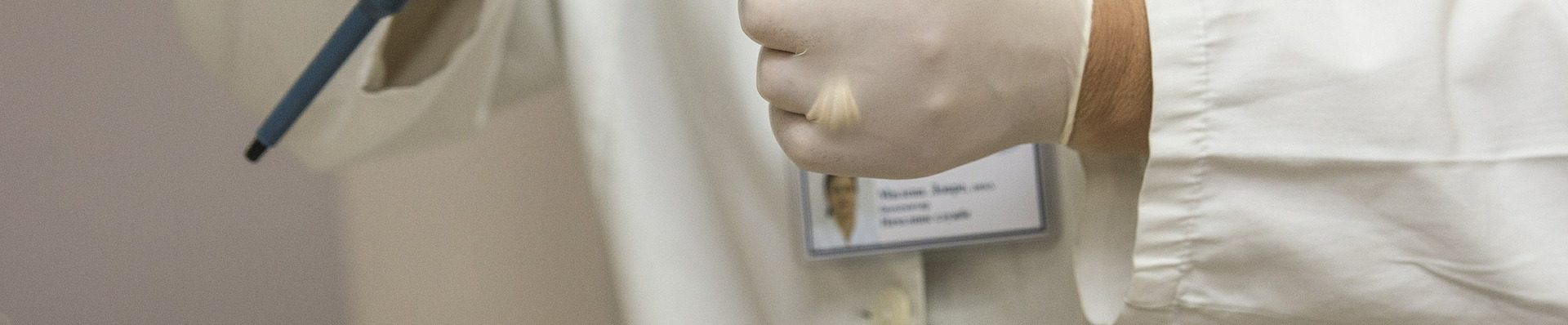 Identyfikatory dla pracowników szpitala
