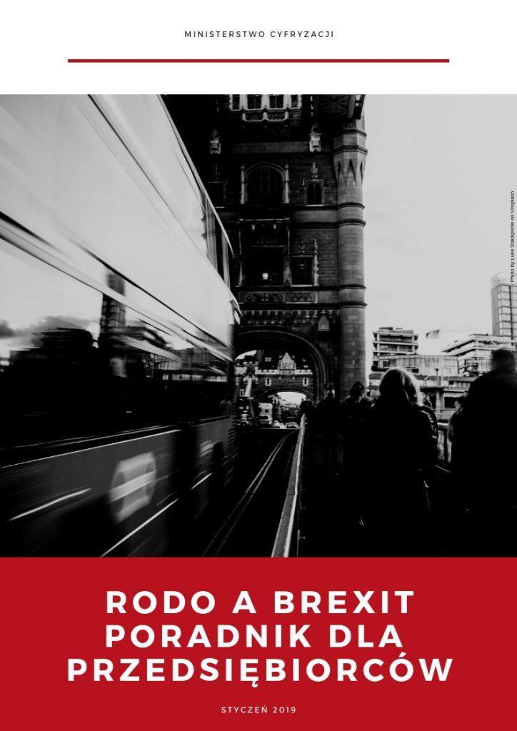 RODO a brexit poradnik dla przedsiębiorców