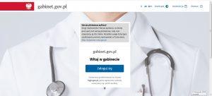 Jak założyć konto na gabinet.gov.pl