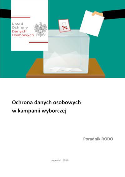 Ochrona danych osobowych w kampanii wyborczej