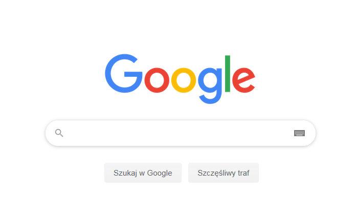 Jakie dane gromadzi google