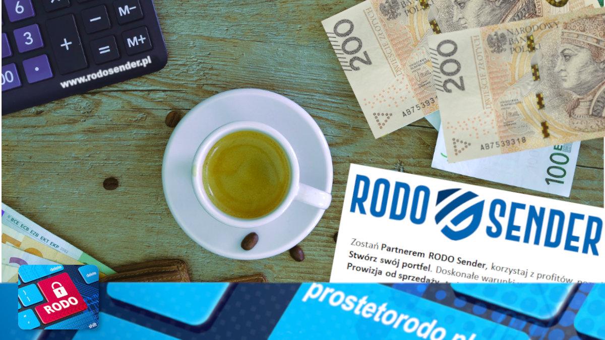 Zostań Partnerem sprzedaży RODO Sender