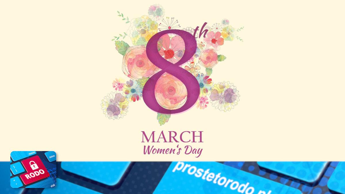 Dzień Kobiet RODO