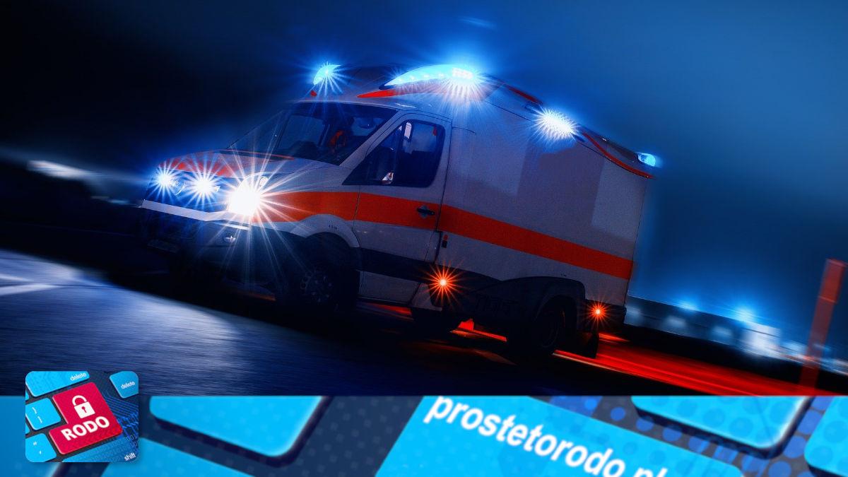 Środki Ochrony Indywidualnej dla ratowników medycznych