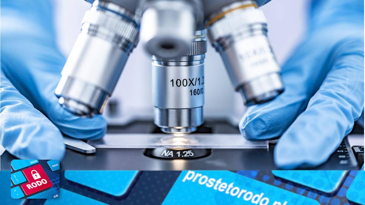Obowiązek zgłaszania wyników badań laboratoryjnych