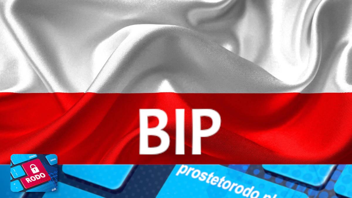 BIP Biuletyn Informacji Publicznej - szkolenie jak prowadzić