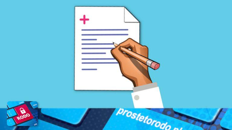 Procedura udostępniania dokumentacji medycznej
