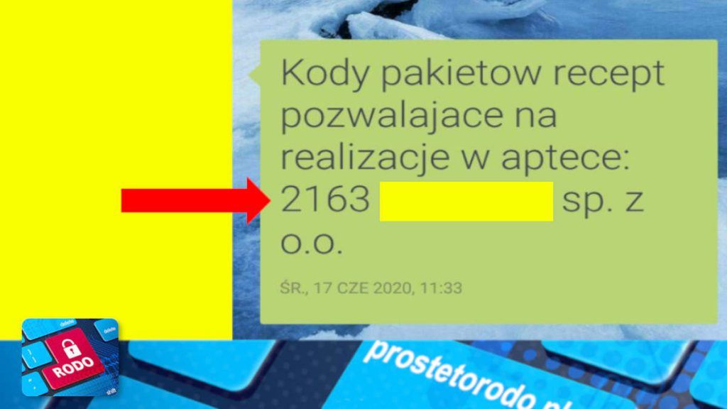 SMS z przychodni