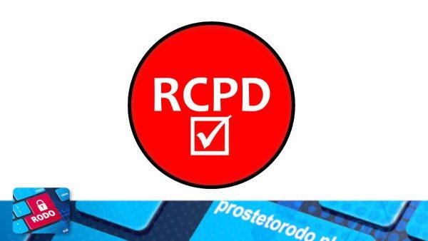 RCPD dla podmiotów medycnzych
