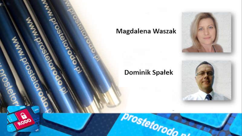 Dominik Spałek Magdalena Waszak