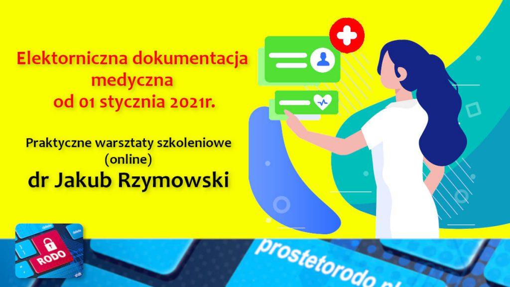 Elektroniczna Dokumentacja Medyczna w 2021