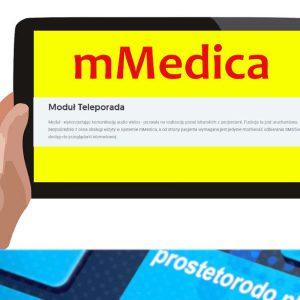 Wdrożenie modułu Teleporada w mMedica