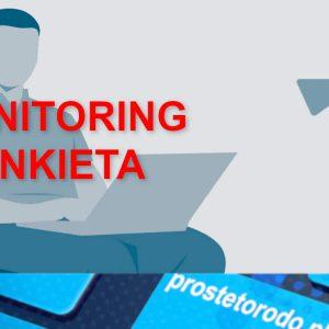 Ankieta sprawdzająca monitoring wizyjny w PWDL