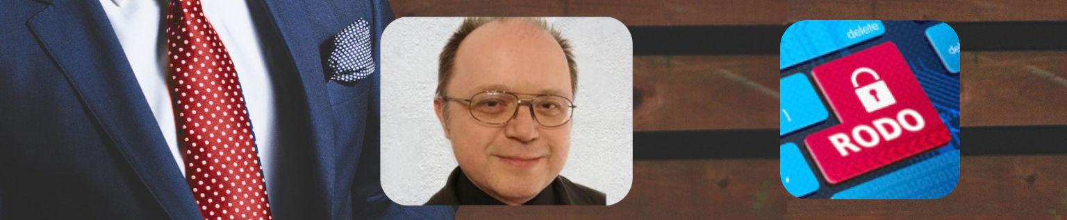 dr Jakub Rzymowski ekspert Proste to RODO