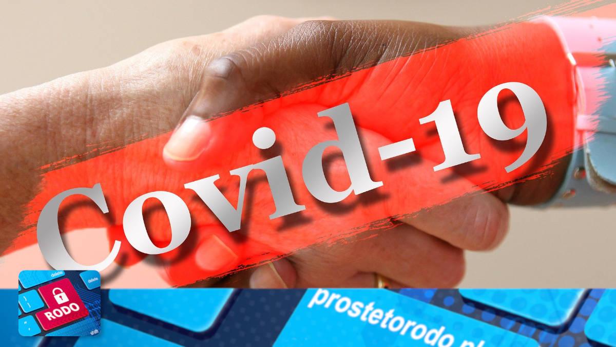 Bliski kontakt z osobą zakażoną COVID-19