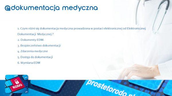 Centrum e-Zdrowia Szkolenie z dokumentacji medycznej
