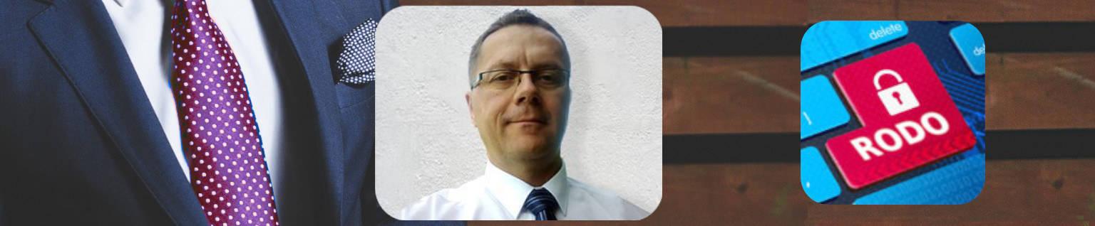 Dominik Spałek Założyciel portalu Proste to RODO