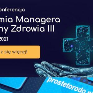AMOZ Akademia Managera Ochrony Zdrowia III