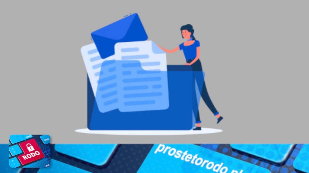Procedura realizacji obowiązku informacyjnego rozliczność realizacji obowiązku informacyjnego