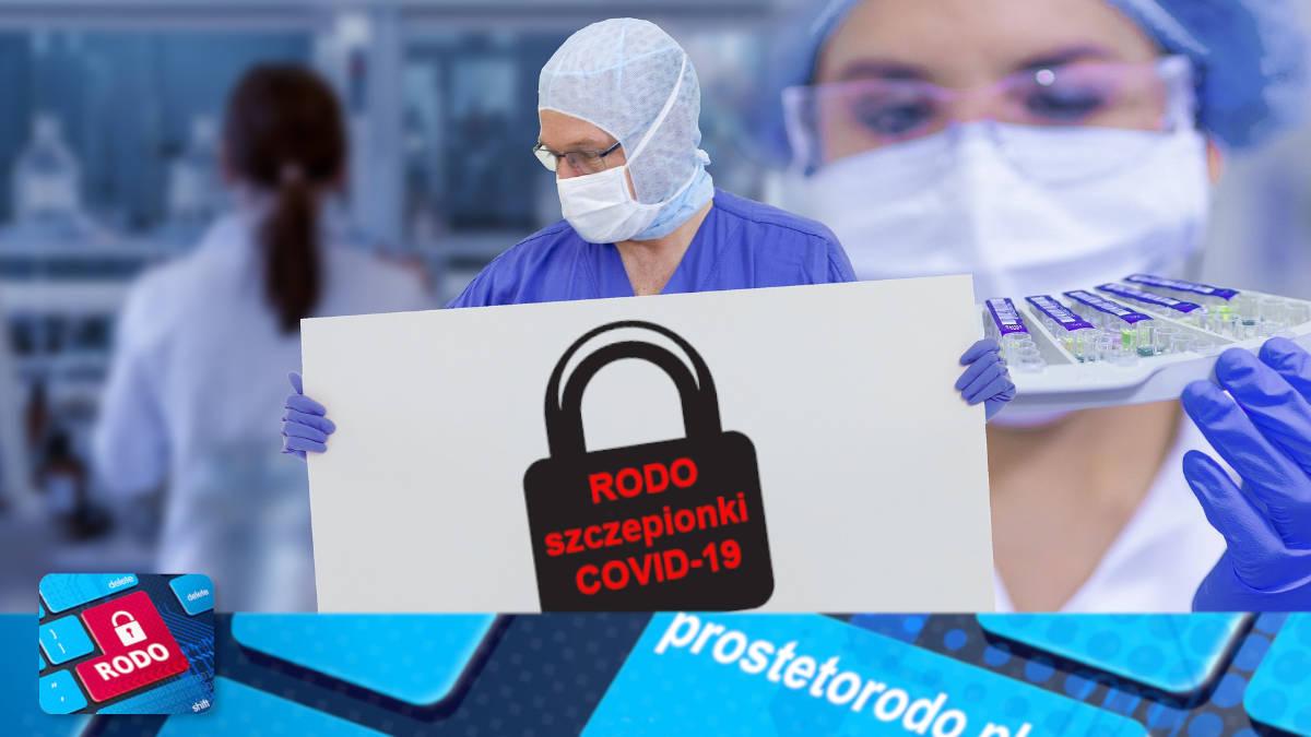 Dokumentacja do organizacji Szczepień COVID-19