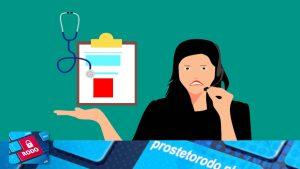 Udzielanie informacji o pacjentach przez telefon