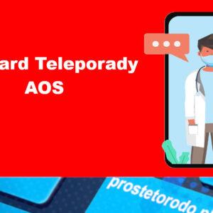 Standard teleporady w AOS. Jakie obowiązki należy zrealizować w związku z udzielaniem teleporad przez lekarzy specjalistów. Proste to RODO