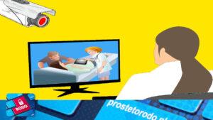 Monitoring wizyjny w podmiotach medycznych
