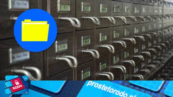 Komunikat w sprawie przechowywania dokumentacji medycznej