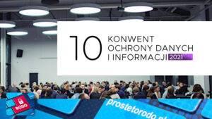 Konwent Ochrony Danych i Informacji 2021