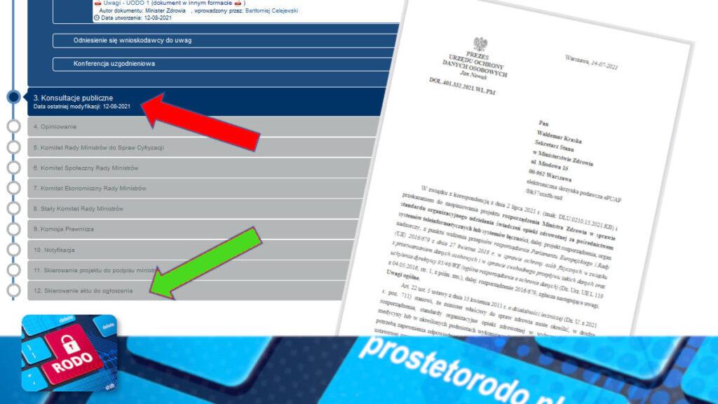 Standardy teleporad u specjalistów AOS