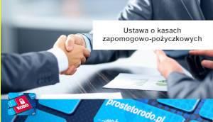 Szkolenie dla kas zapomogowo pożyczkowych