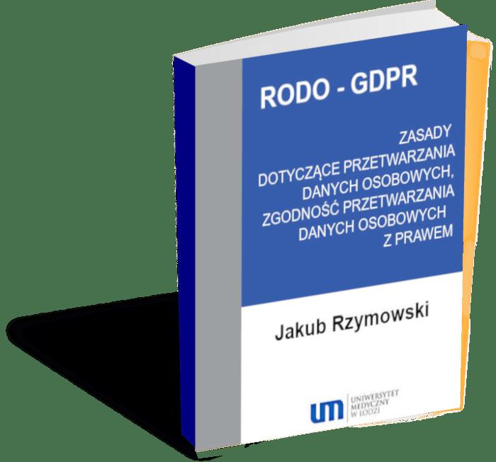 Prezentacja książki - Komentarz do RODO - Tom II dr Jakub Rzymowski